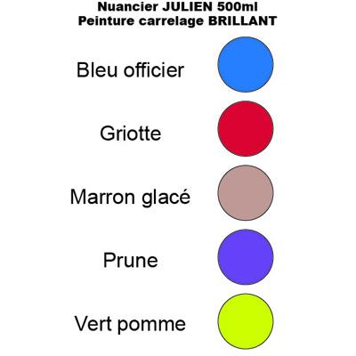 Nuancier Couleur Peinture Carrelage Julien