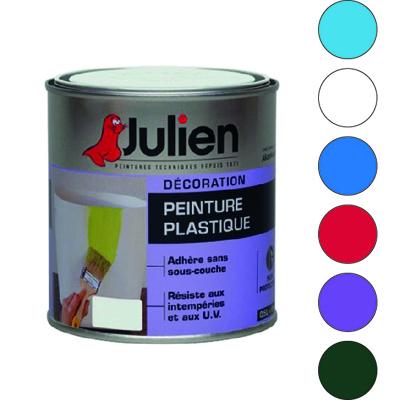 Elegant Peinture Plastique Julien 0,5 Litre