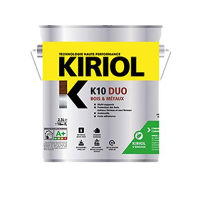 peinture multi-supports antirouille kiriol k10