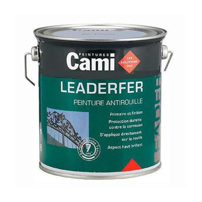 peinture leaderfer antirouille cami